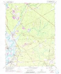 Download a high-resolution, GPS-compatible USGS topo map for Port Elizabeth, NJ (1992 edition)