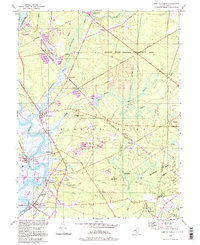 Download a high-resolution, GPS-compatible USGS topo map for Port Elizabeth, NJ (1998 edition)