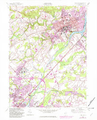 Download a high-resolution, GPS-compatible USGS topo map for Princeton, NJ (1982 edition)