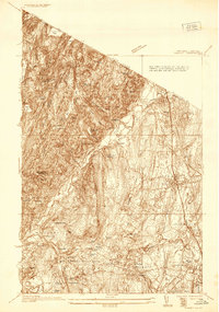 Download a high-resolution, GPS-compatible USGS topo map for Ramsey, NJ (1936 edition)