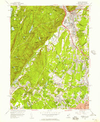 Download a high-resolution, GPS-compatible USGS topo map for Ramsey, NJ (1957 edition)