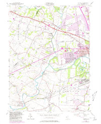 Download a high-resolution, GPS-compatible USGS topo map for Raritan, NJ (1980 edition)