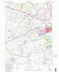 Download a high-resolution, GPS-compatible USGS topo map for Raritan, NJ (1986 edition)