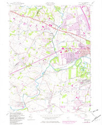 Download a high-resolution, GPS-compatible USGS topo map for Raritan, NJ (1982 edition)