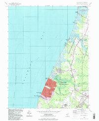 Download a high-resolution, GPS-compatible USGS topo map for Rio Grande, NJ (2000 edition)