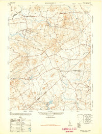 Download a high-resolution, GPS-compatible USGS topo map for Roosevelt, NJ (1947 edition)