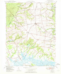 Download a high-resolution, GPS-compatible USGS topo map for Shiloh, NJ (1969 edition)