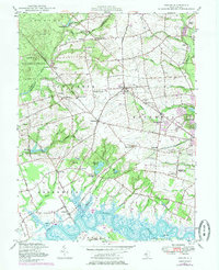 Download a high-resolution, GPS-compatible USGS topo map for Shiloh, NJ (1985 edition)