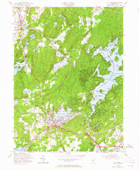 Download a high-resolution, GPS-compatible USGS topo map for Stanhope, NJ (1965 edition)