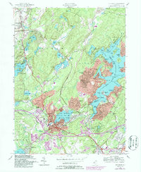Download a high-resolution, GPS-compatible USGS topo map for Stanhope, NJ (1986 edition)