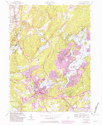 Download a high-resolution, GPS-compatible USGS topo map for Stanhope, NJ (1981 edition)