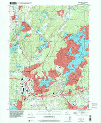 Download a high-resolution, GPS-compatible USGS topo map for Stanhope, NJ (2000 edition)
