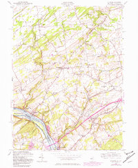 Download a high-resolution, GPS-compatible USGS topo map for Stockton, NJ (1982 edition)
