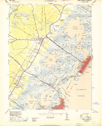 Download a high-resolution, GPS-compatible USGS topo map for Stone Harbor, NJ (1944 edition)