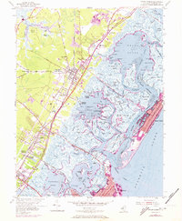 Download a high-resolution, GPS-compatible USGS topo map for Stone Harbor, NJ (1973 edition)