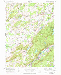 Download a high-resolution, GPS-compatible USGS topo map for Tranquility, NJ (1977 edition)