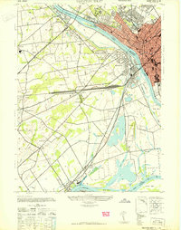 Download a high-resolution, GPS-compatible USGS topo map for Trenton West, NJ (1947 edition)