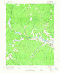 Download a high-resolution, GPS-compatible USGS topo map for Tuckahoe, NJ (1966 edition)