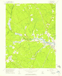 Download a high-resolution, GPS-compatible USGS topo map for Tuckahoe, NJ (1957 edition)