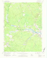 Download a high-resolution, GPS-compatible USGS topo map for Tuckahoe, NJ (1973 edition)