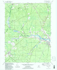 Download a high-resolution, GPS-compatible USGS topo map for Tuckahoe, NJ (1998 edition)