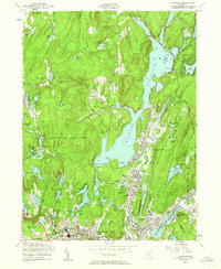 Download a high-resolution, GPS-compatible USGS topo map for Wanaque, NJ (1962 edition)