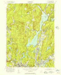 Download a high-resolution, GPS-compatible USGS topo map for Wanaque, NJ (1956 edition)