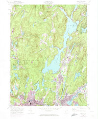 Download a high-resolution, GPS-compatible USGS topo map for Wanaque, NJ (1974 edition)
