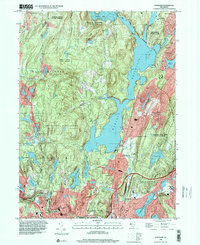 Download a high-resolution, GPS-compatible USGS topo map for Wanaque, NJ (2000 edition)