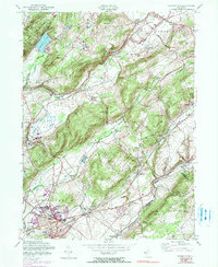 Download a high-resolution, GPS-compatible USGS topo map for Washington, NJ (1990 edition)
