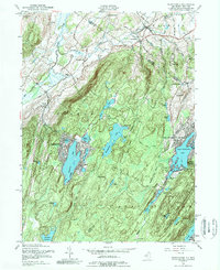 Download a high-resolution, GPS-compatible USGS topo map for Wawayanda, NJ (1989 edition)