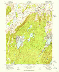 Download a high-resolution, GPS-compatible USGS topo map for Wawayanda, NJ (1956 edition)