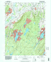 Download a high-resolution, GPS-compatible USGS topo map for Wawayanda, NJ (1998 edition)
