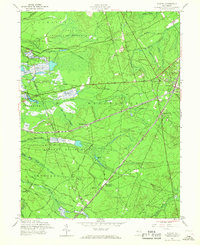 Download a high-resolution, GPS-compatible USGS topo map for Whiting, NJ (1968 edition)