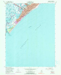 Download a high-resolution, GPS-compatible USGS topo map for Wildwood, NJ (1990 edition)