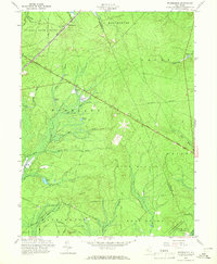 Download a high-resolution, GPS-compatible USGS topo map for Woodmansie, NJ (1965 edition)