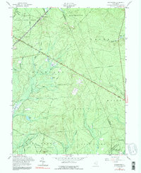 Download a high-resolution, GPS-compatible USGS topo map for Woodmansie, NJ (1991 edition)