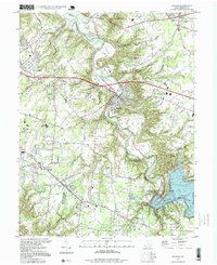 Download a high-resolution, GPS-compatible USGS topo map for Batavia, OH (1999 edition)