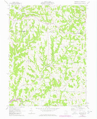 Download a high-resolution, GPS-compatible USGS topo map for Birmingham, OH (1978 edition)