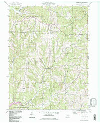 Download a high-resolution, GPS-compatible USGS topo map for Birmingham, OH (1998 edition)