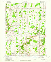 Download a high-resolution, GPS-compatible USGS topo map for Brighton, OH (1961 edition)