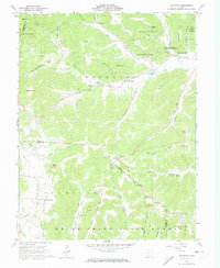 Download a high-resolution, GPS-compatible USGS topo map for Byington, OH (1974 edition)