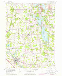 Download a high-resolution, GPS-compatible USGS topo map for Canal Fulton, OH (1978 edition)