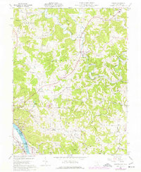 Download a high-resolution, GPS-compatible USGS topo map for Chester, OH (1977 edition)