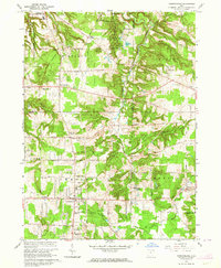 Download a high-resolution, GPS-compatible USGS topo map for Chesterland, OH (1964 edition)