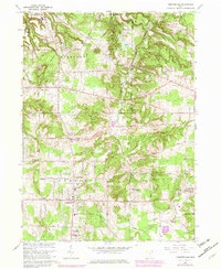 Download a high-resolution, GPS-compatible USGS topo map for Chesterland, OH (1979 edition)