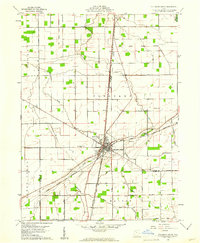 Download a high-resolution, GPS-compatible USGS topo map for Columbus Grove, OH (1961 edition)
