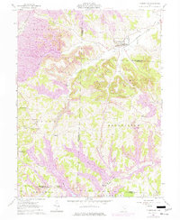 Download a high-resolution, GPS-compatible USGS topo map for Cumberland, OH (1977 edition)