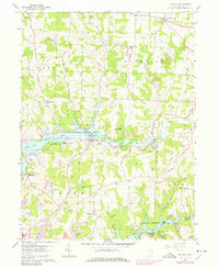Download a high-resolution, GPS-compatible USGS topo map for Dellroy, OH (1978 edition)