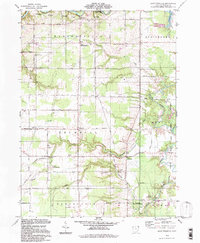 Download a high-resolution, GPS-compatible USGS topo map for East Trumbull, OH (1997 edition)